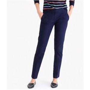 J. Crew | Campbell High Rise Straight Dress Pants